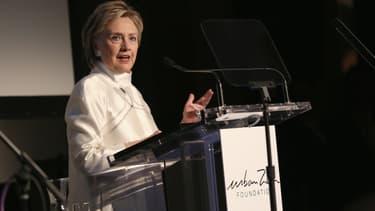 Hillary Clinton, en juin 2017.