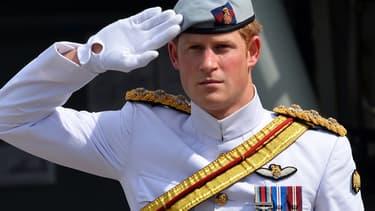 Le prince Harry