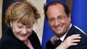 Au couple Merkozy a succédé le couple Merkhollande lors de cette année 2012. Pour sa première rencontre avec la chancelière, François Hollande avait été frappé par la foudre au sens propre. Son avion avait du faire demi-tour...Avant de repartir pour Berli