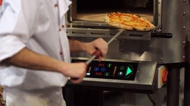 Une tentative de record du monde du plus grand nombre de fromages sur une pizza a lieu samedi à Lyon (photo d'illustration).