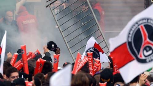 La fête du PSG, le 13 mai dernier, avait sérieusement dégénéré.