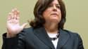 Julia Pierson a dû témoigner des failles de son service devant les parlementaires américains le 30 septembre.