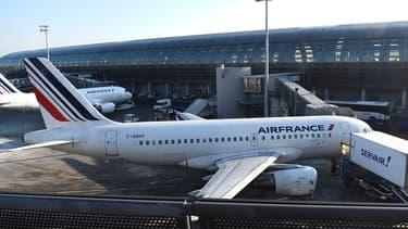 Air France annule son vol vers la Guyane vendredi
