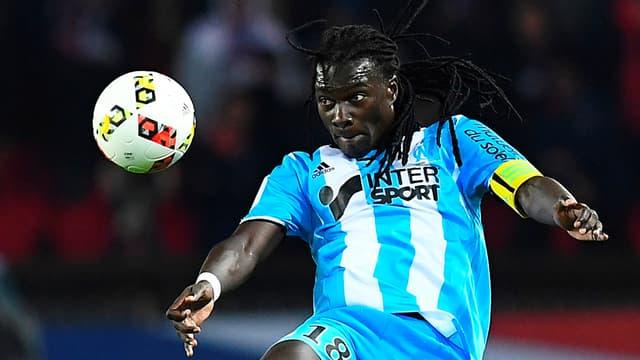 Bafé Gomis out face au PSG
