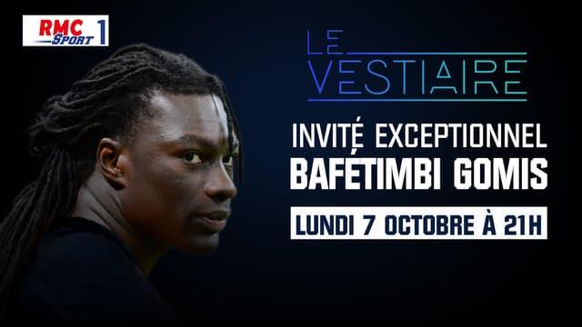 Bafé Gomis invité du Vestiaire