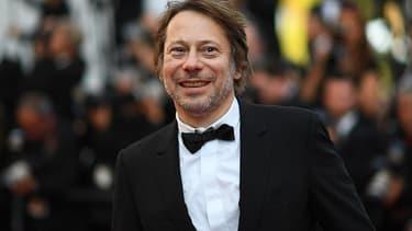 L'acteur et réalisateur Mathieu Amalric au festival de Cannes en 2017.