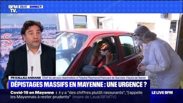 Dépistages massifs en Mayenne: une urgence ? (2) - 13/07