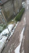 Grêle à Plombières-les-Bains dans les Vosges - Témoins BFMTV