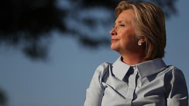 Hillary Clinton, le 5 septembre 2016.