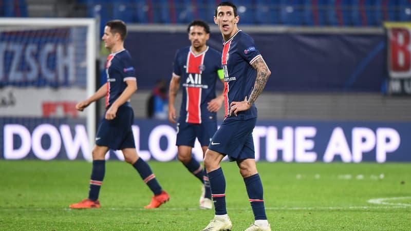 PSG-Lille: Kimpembe absent du groupe, Di Maria et Marquinhos sont là