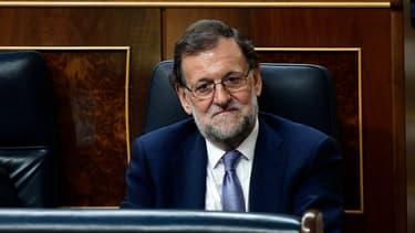 Mariano Rajoy, le 31 août 2016.