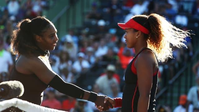 Serena Williams - Naomi Osaka