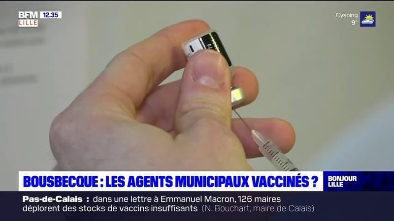 Bousbecque: la ville veut vacciner les agents municipaux qui travaillent auprès des enfants