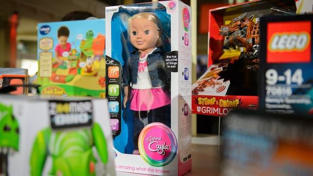 Une poupée connectée interdite en Allemagne.
