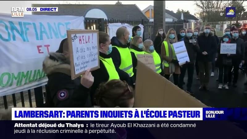 Lambersart: inquiets pour leurs enfants, des parents se mobilisent pour dénoncer les conditions d'enseignement à l'école Pasteur