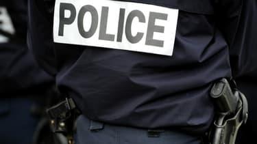 Image d'illustration d'un policier.