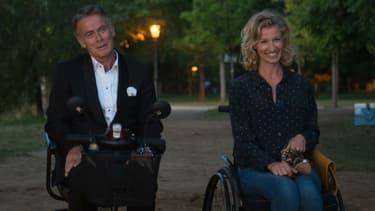 """Franck Dubosc et Alexandra Lamy dans """"Tout le monde debout"""""""