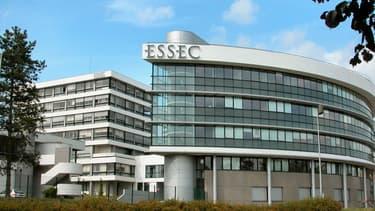 Le campus de l'Essec.