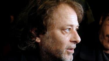Le réalisateur français Christophe Ruggia le 21 octobre 2015
