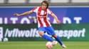 Javi Serrano sous le maillot de l'Atlético