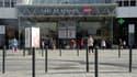 La gare de Rennes, en septembre 2013