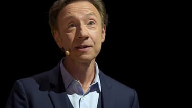 Stéphane Bern en octobre 2018