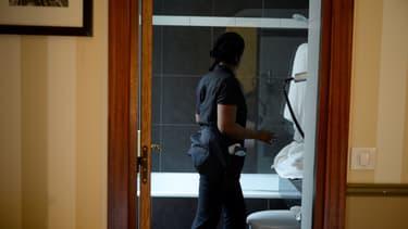 Les onze Ukrainiennes étaient employées pour faire le ménage dans des appartements de luxe loués en AirBnB. (Image d'illustration)