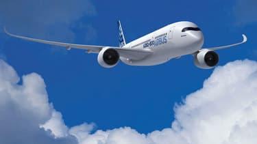 Airbus vise 50 livraisons d'A350 cette année