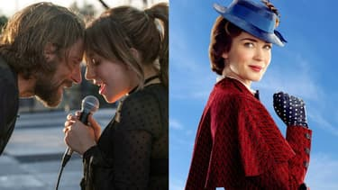 A Star Is Born / Le retour de Mary Poppins