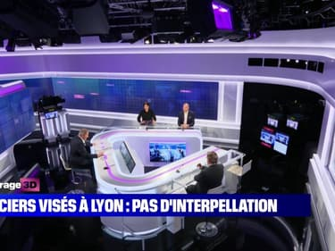 Policiers visés à Lyon : pas d'interpellation - 26/10