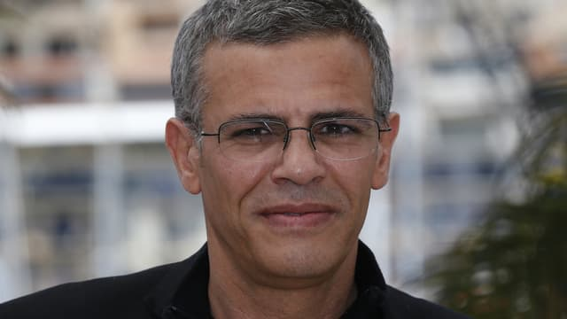 Abellatif Kechiche au Festival de Cannes, en mai 2013.