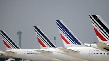 Les faits reprochés à Air France-KLM remontent à l'exercice financier 2010-2011