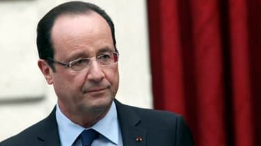 François Hollande s'est félicité du maintien de l'interdiction sur les gaz de schiste.