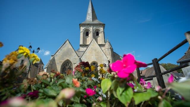 L'église de La Celle-Guenand, en Indre-et-Loire (photo d'illustration)