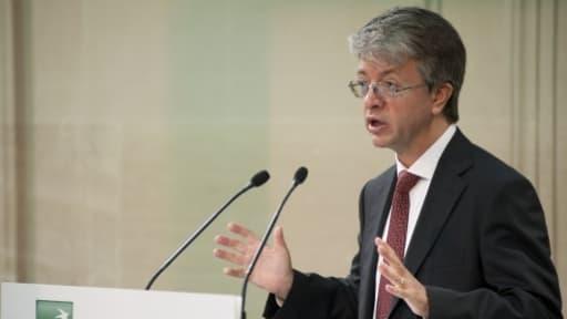 Jean-Laurent Bonnafé appelle à ne pas alourdir les prélèvements sur les entreprises.
