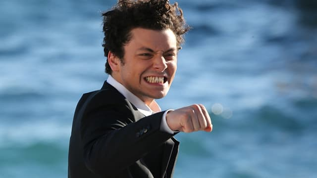 Kev Adams lors Festival de Cannes