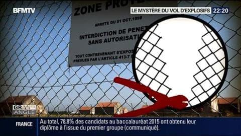 Des explosifs ont été volés sur un site de l'armée près de Marseille