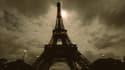 L'éclipse totale sur Paris en 1999. Partielle, celle du 20 mars ne devrait pas être aussi spectaculaire.