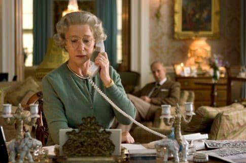 Helen Mirren dans The Queen, de Stephen Frears.