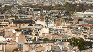 Les prix de l'immobilier reculent dans la capitale