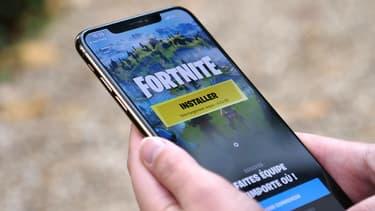 Le jeu Fortnite pourrait ne plus être accessible sur iPhone