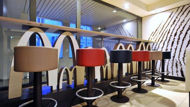 Avec ses goûters, McDonald's espère rencontrer le même succès qu'avec les petits déjeuners.