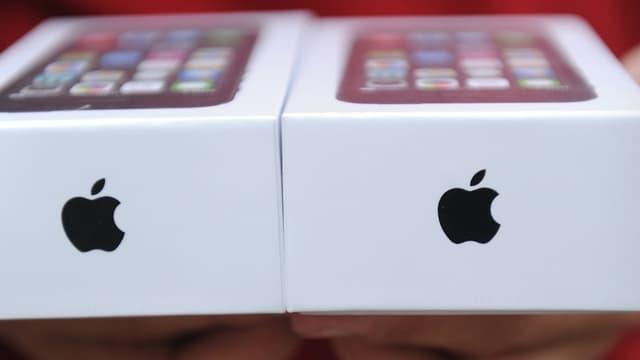 Des stars américaines se sont faites voler leurs données sur iPhone.