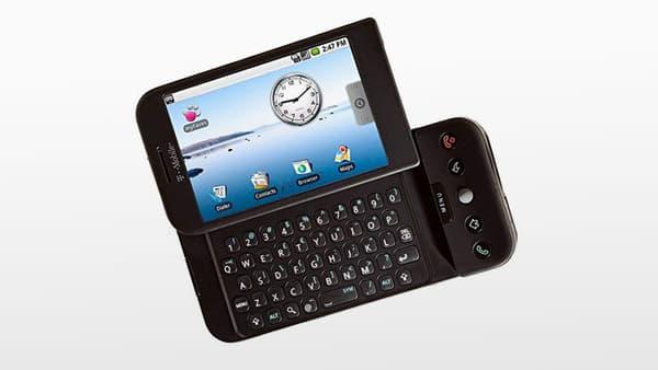 Le HTC G1