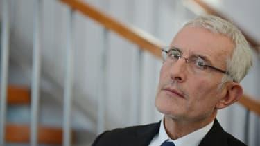 Guillaume Pepy est le président de la SNCF depuis février 2008.