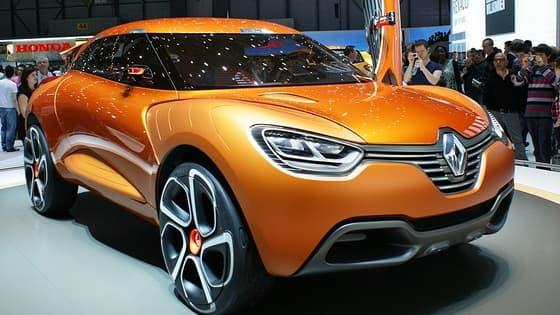 Captur, le nouveau modèle de Renault, est un croisement entre la citadine et le 4X4.