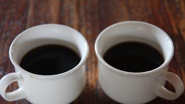 Augmenter sa consommation de café pendant quatre ans permettrait de réduire temporairement le risuqe de daibète. (illustration)
