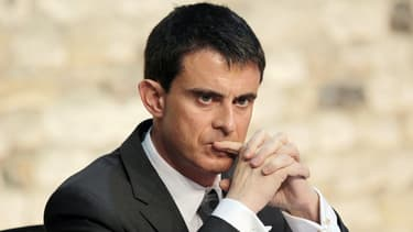 Manuel Valls, le 13 février 2015.