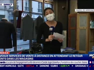 Commerce 2.0 :De nouveaux services de vente à distance en attendant le retour des clients dans la magasins, par Anissa Sekkai - 01/12