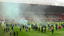 Manchester United : Comment réagit le foot anglais à l'envahissement d'Old Trafford